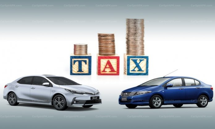 Car token tax payers in trouble