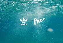 Adidas and Parley partnership