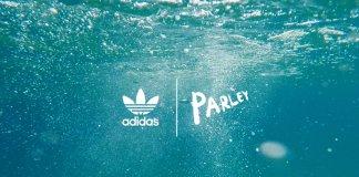 Adidas and Parley partnership