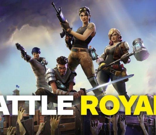 The genre: Battle Royale
