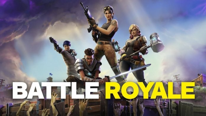 The genre: Battle Royale
