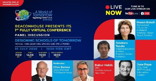 School of Tomorrow panelists