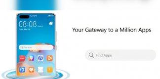 huawei million apps