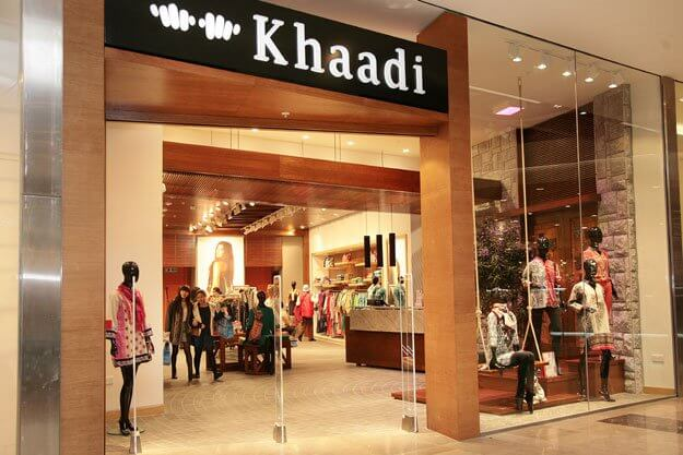 Khaadi's store