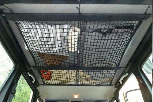 mesh bungee