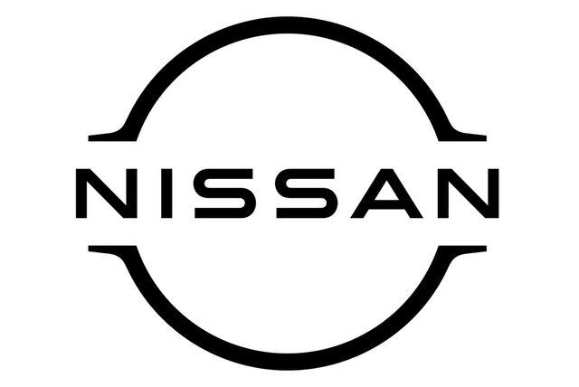 New Nissan Logo