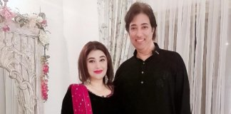Javeria and Saud Qasmi