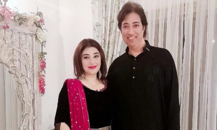 Javeria and Saud Qasmi