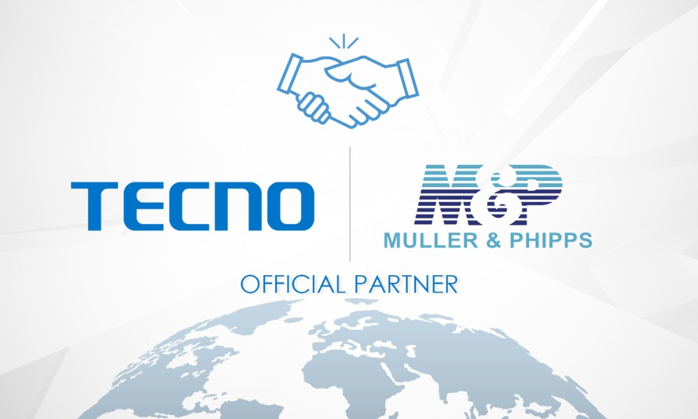 TECNO Joins Hands With Muller & Phipps