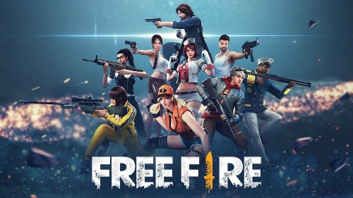 Free Fire's cover