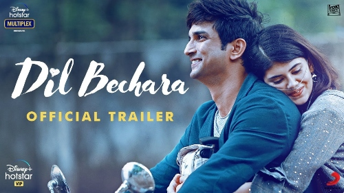 Dil Bechara cover photo