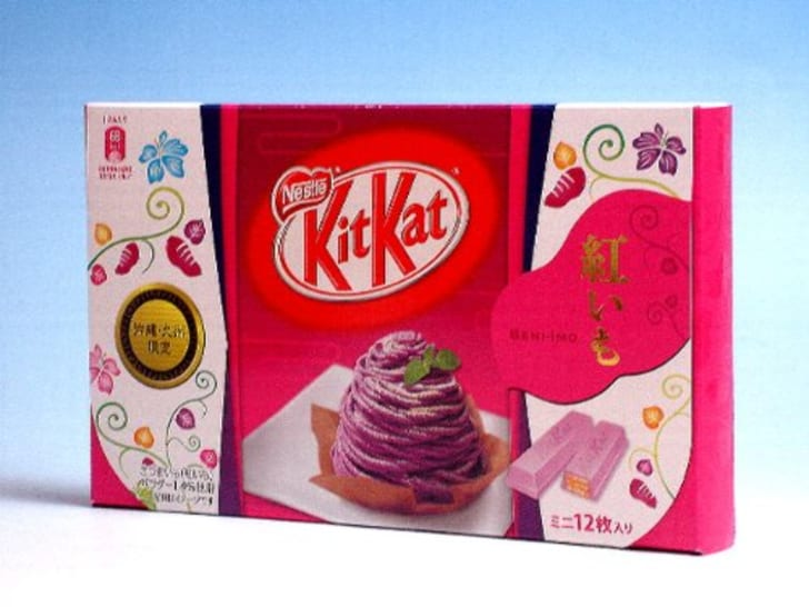 kitkat flavors