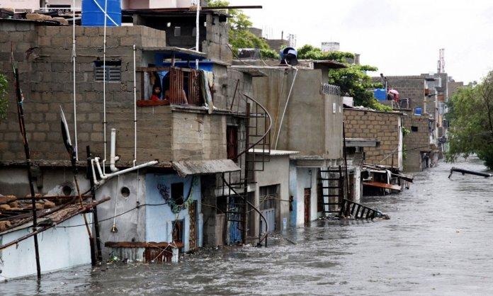 Disastrous Rainfall Karachi