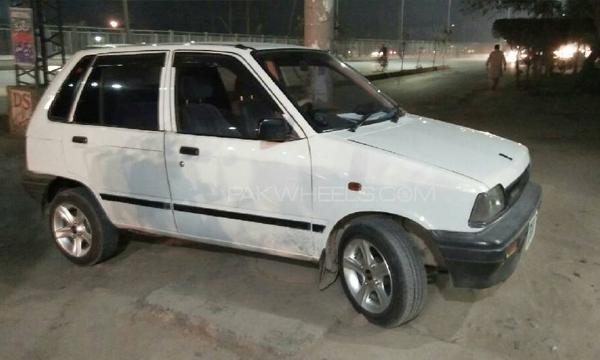 Suzuki Mehran