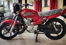 Yamaha YB125Z DX
