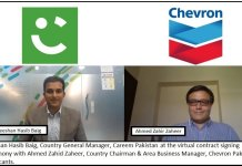 Careem Partners With Chevron Pakistan