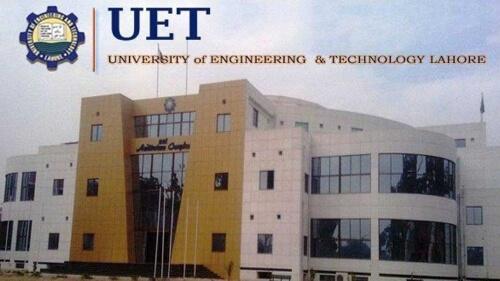 UET campus