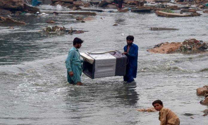 Flood safety precautions