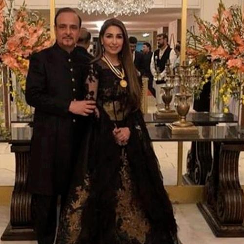 Pakistani Celebrities with Civil Awards