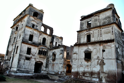 Haunted places in Lahore