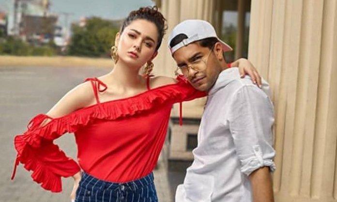 Asim Azhar & Hania Aamir