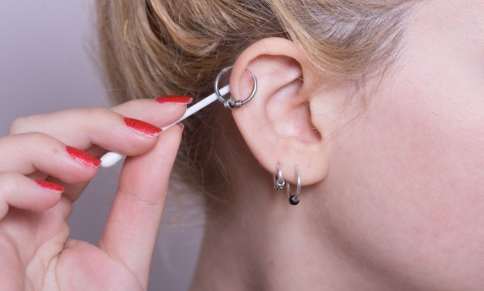 piercings aftercare