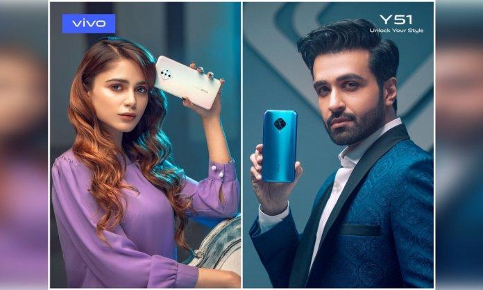 Aima Baig & Azfar Rehman Join vivo As Brand Ambassadors For The Y51 Smartphone