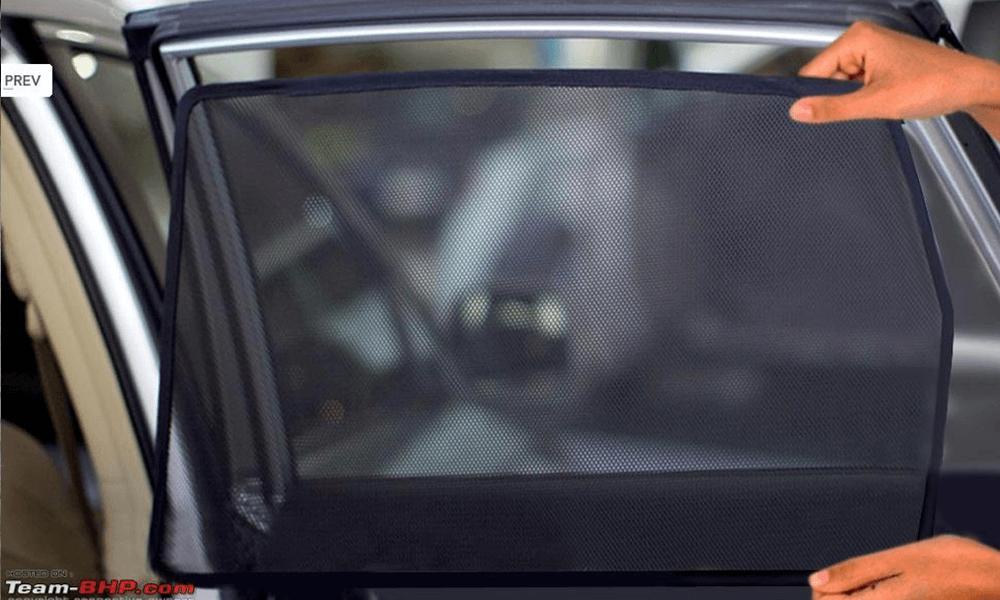 Car Window Covers