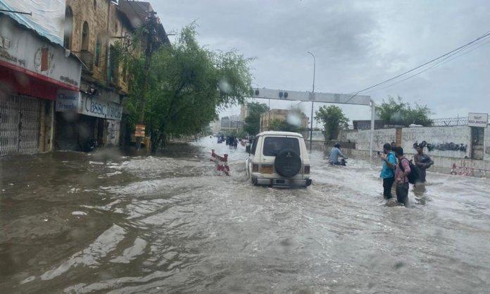 Karachi Rains