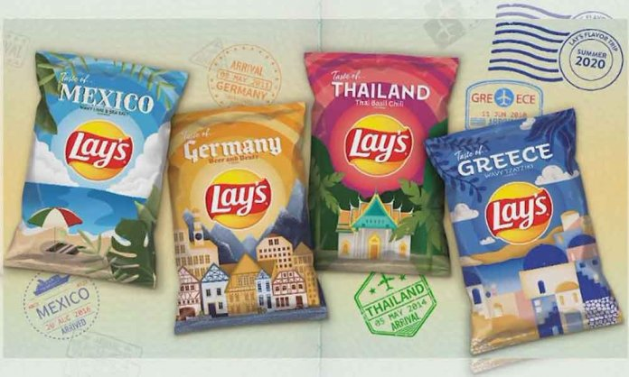 Lays Introduces