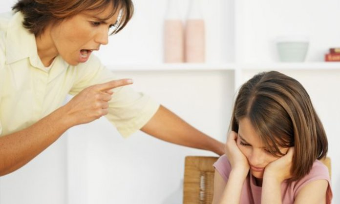 Three Reasons Why Parents Should Avoid Scolding Their Children