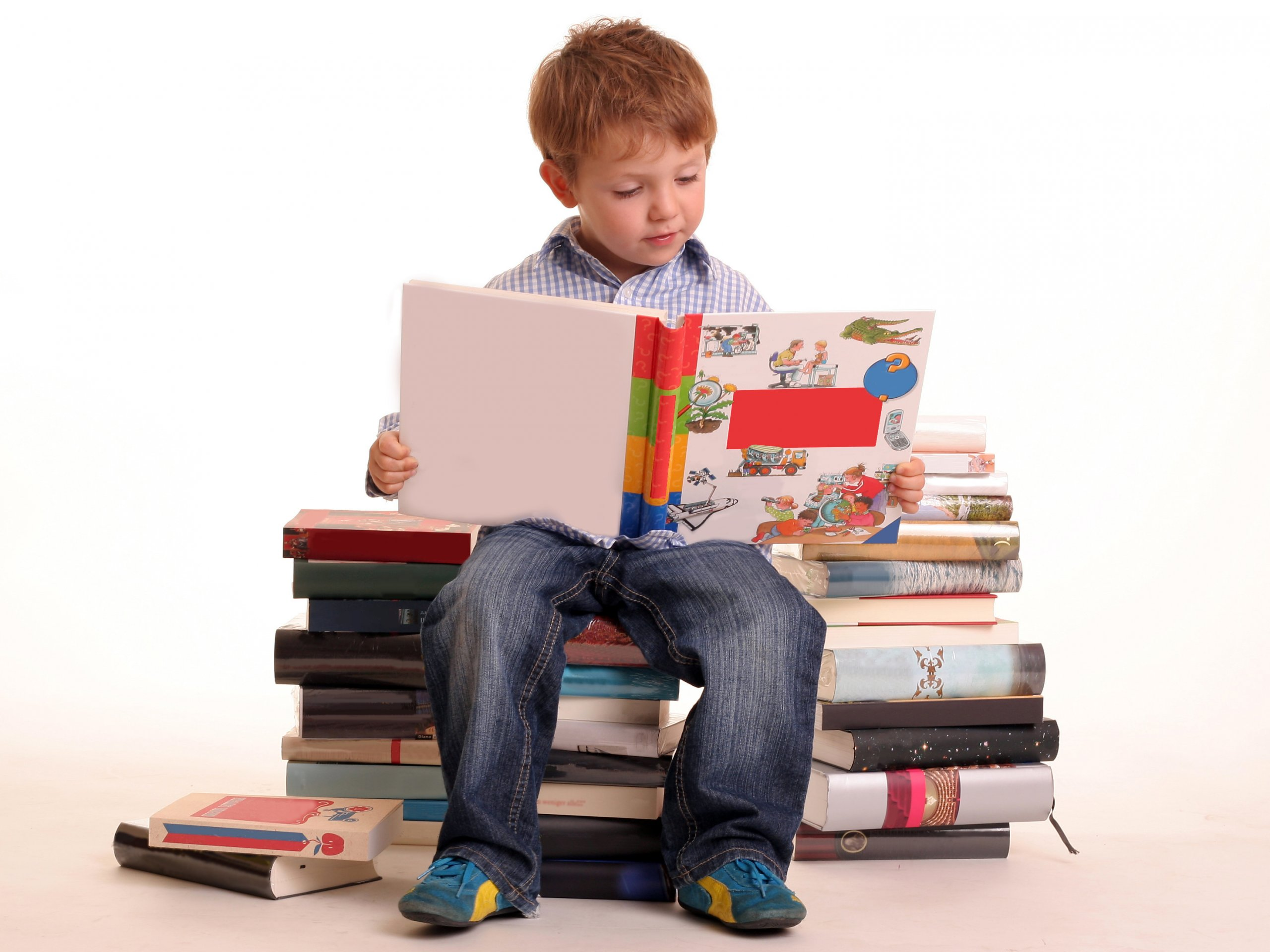 Five Ways To Keep Children Busy Without Giving Them Gadgets