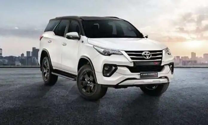 Toyota Fortuner TRD in Pakistan