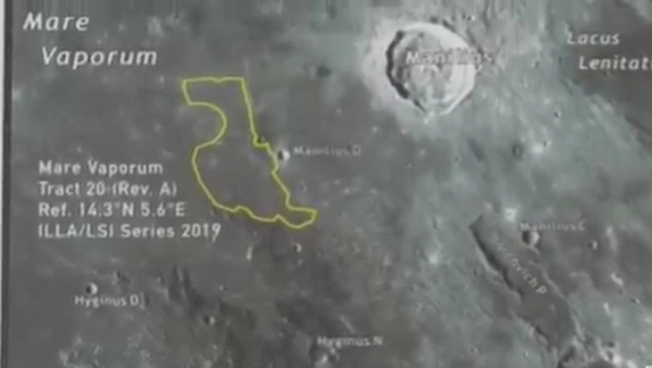 Pakistani Man Buys A Piece Of Land On The Moon For His Wife!