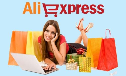 ali express shopping