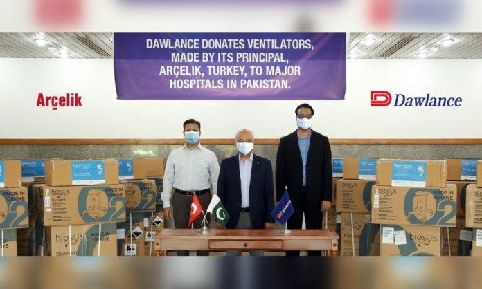 Dawlance aids pakistan