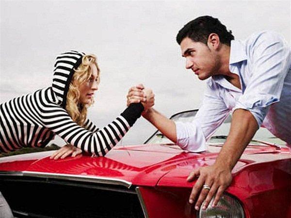 men vs women drivers