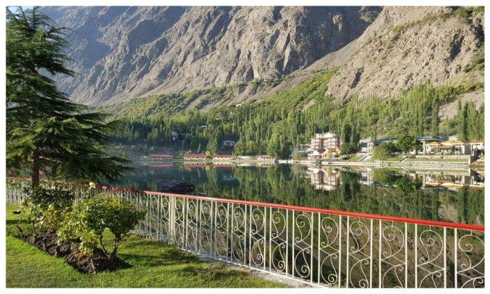 travel destination in Pakistan