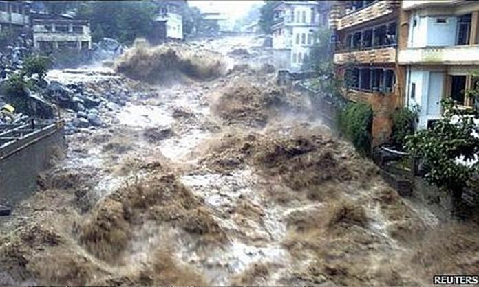 swat flood 2020