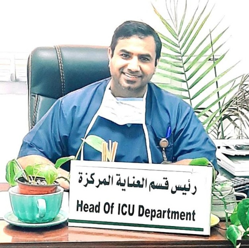Pakistani Doctor Praised By Saudi Arabia For Leading Fight Against COVID-19