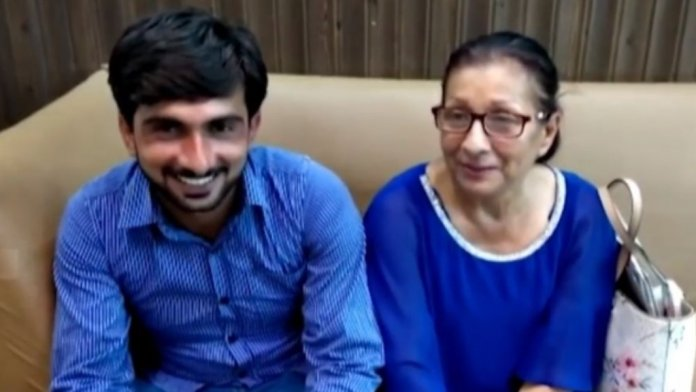 American woman comes to marry Pakistani