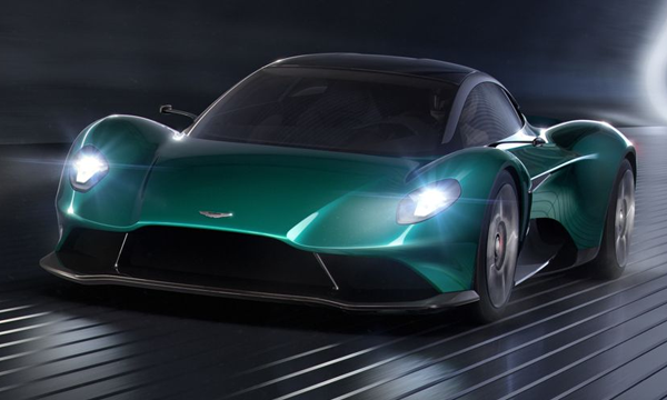 2024 Aston Martin Vanquish