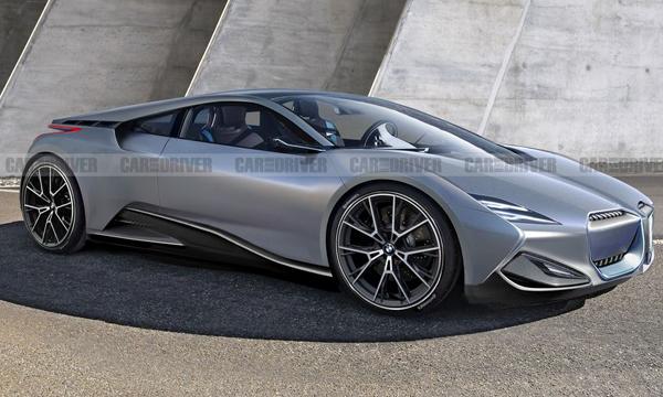 2024 BMW i8 M
