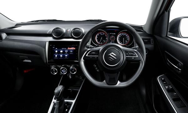 4th gen Suzuki Swift Interior