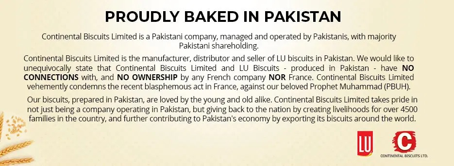 French products in Pakistan