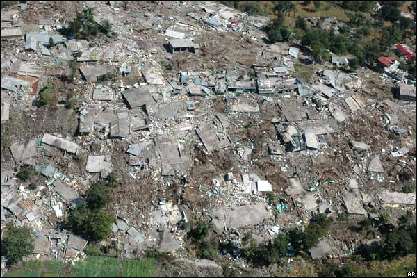 2008 Earthquakes