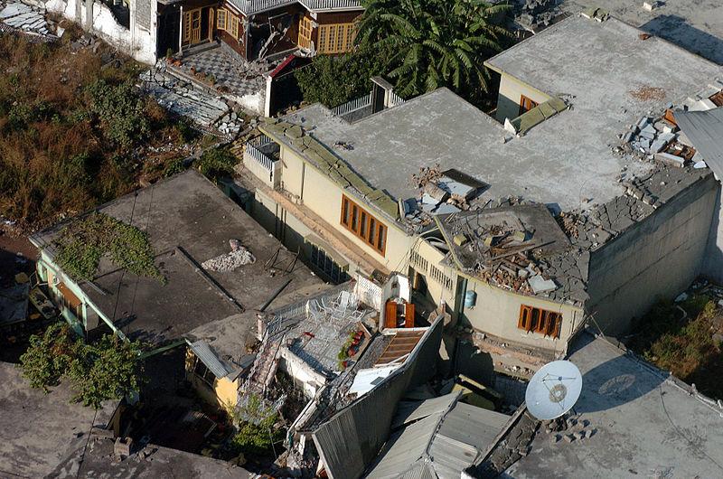 October Kashmir Earthquakes