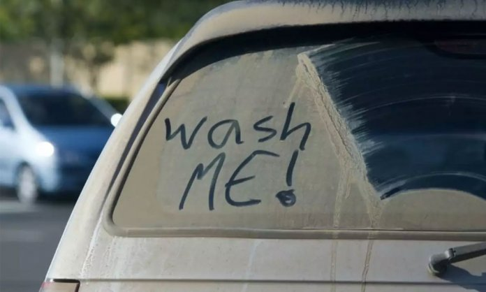 Here's How You Can Wash Your Car Like A Pro In 5 Steps!