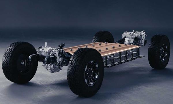 Hummer EV Battery