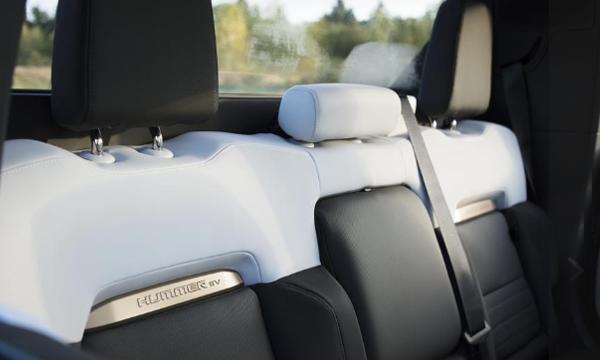 Hummer EV Seats